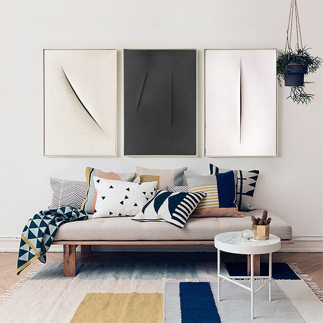 Abstract Modern Wall Poster Canvas Painting 1