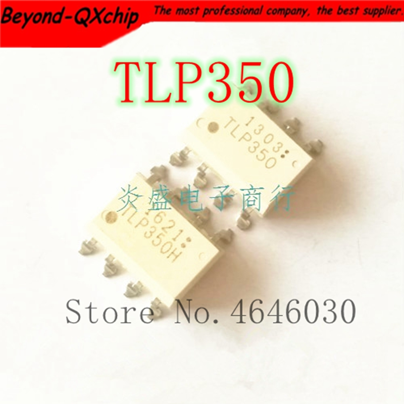 Free shipping 50pcs/lot TLP350 sop8 Best quality-in Relays from Home Improvement