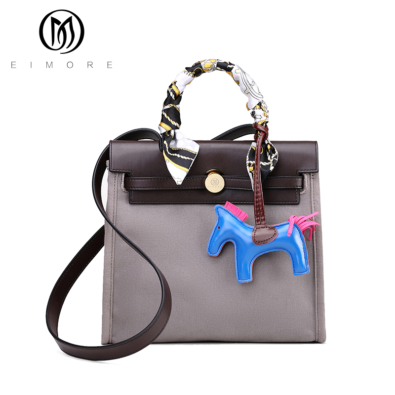 EIMORE Women Bags 2017 Bag Handbag Fashion Handbags Women Messenger Canvas Bags Casual T ...