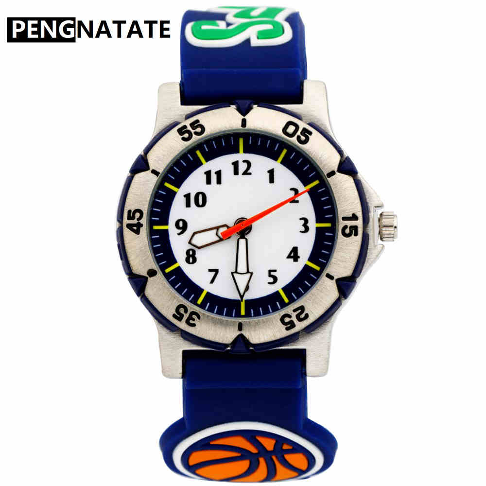 The Cheapest Price Fashion Electronic Student Movement Wristwatches Gift Children Safety Wristbands Boy Waterproof Clock Men Women Relojes 2019 100% Guarantee Watches