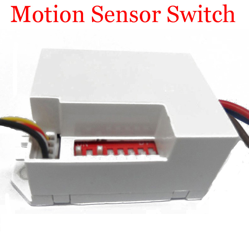 High Quality  IR Infrared Module Body Sensor Intelligent Light Motion Sensing Switch 110-220V Body Sensor Switch Y1 CM078 replacement plastic housing water pump motor ac 110v 13a