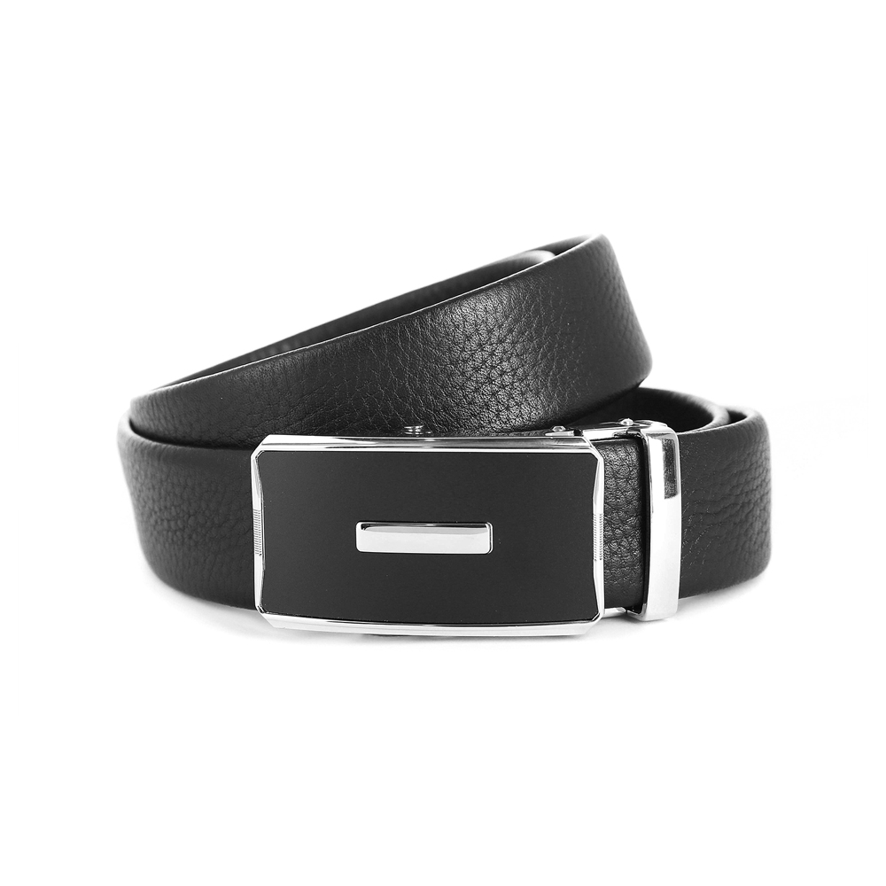 Luxury Cowhide Soft Cowhide Leather Belt For Men Male Top Quality Automatic Buckle