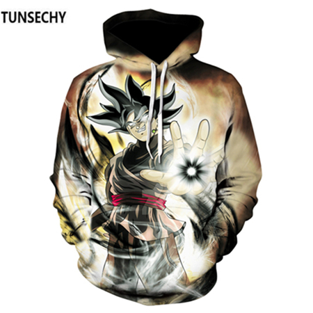 TUNSECHY Brand Dragon Ball 3D Hoodie Sweatshirts Men Women Hoodie Dragon Ball Z Anime Fashion Casual Tracksuits Boy Hooded 32