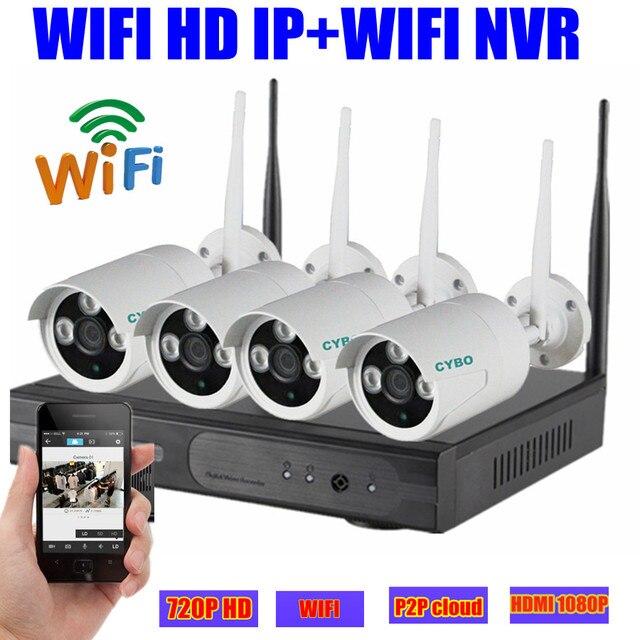 Wireless cctv ip camera NVR network video recorder ...