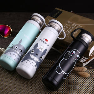 Cup Stainless Steel Kid Bottle For Child Vacuum Thermo Mug