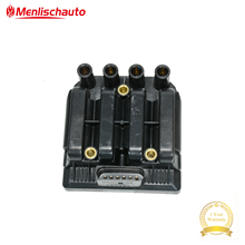 Free Shipping For Golf Beetle German Automotive 2.0 L4 Ignition Coil BERU OEM 06A-905-097 A free shipping 2sets kostal 4pin bmw s class ignition coil high pressure 2e0905229 waterproof connector 9441491 2e0 905 229