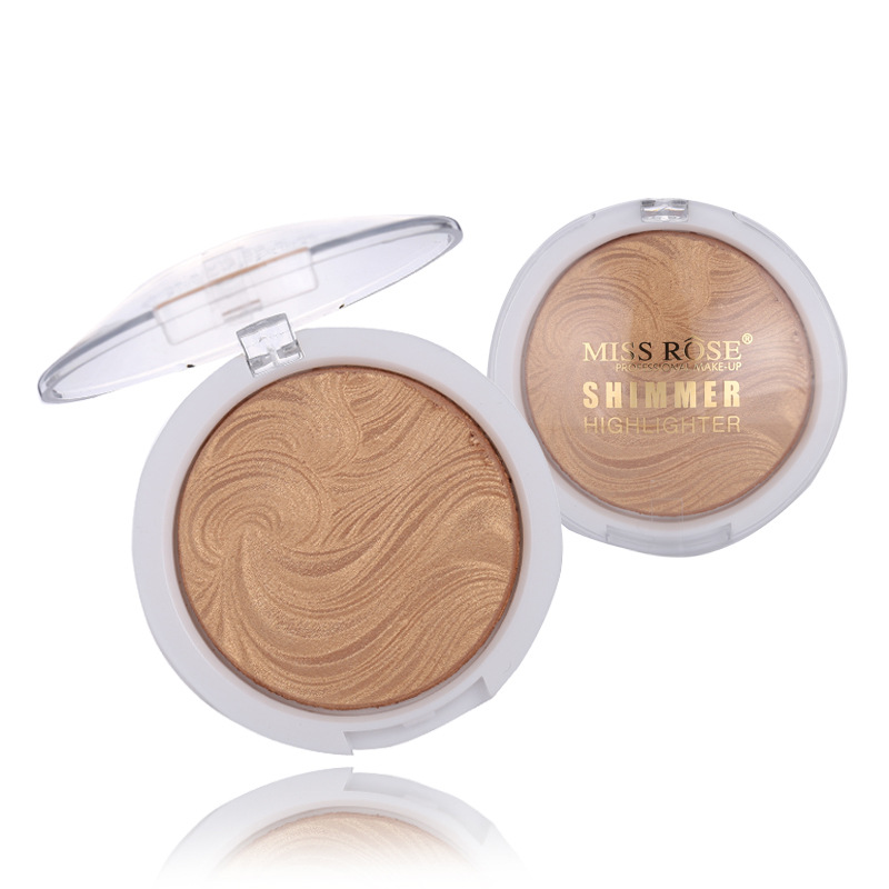 Highlighter Shimmer and Shine Lips Face Bronzer Highliter Glow Kit Countour Makeup Highlight Iluminador Maquiagem in Bronzers Highlighters from Beauty Health
