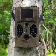 Professional Scouting Hunting Trail Camera HC-300A HD 12MP Waterproof Wildlife Digital Infrared Camera Hunting Trap