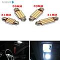 10PCS 3014 Car Interior Festoon C5W LED Canbus Dome Light Lamp Bulb Clearance Bulbs Backup Reverse Lamp Number Parking Light