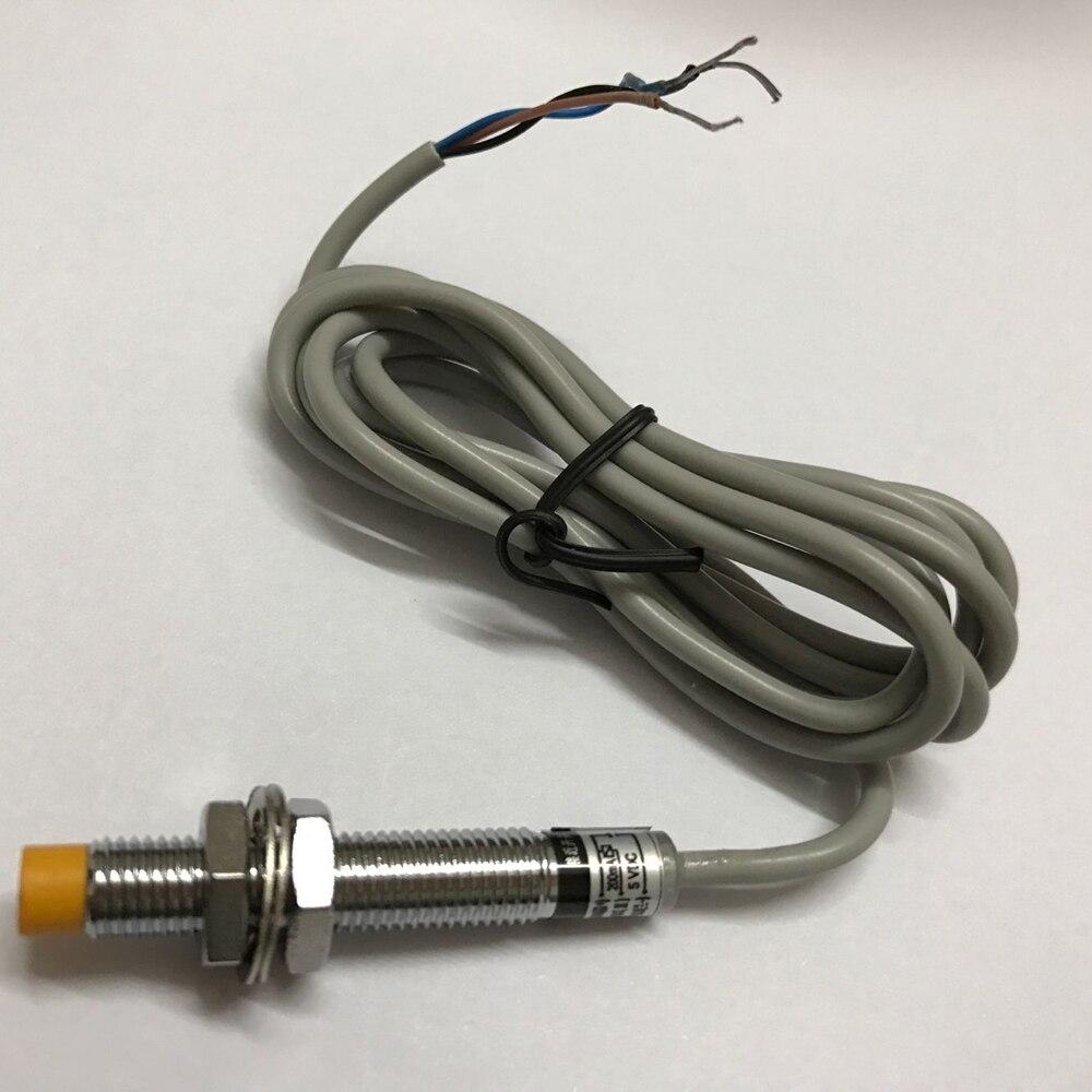 M8 2mm sensing DC 5 V NPN LJ8A3 2 Z/BX 5V zylinder induktive ...