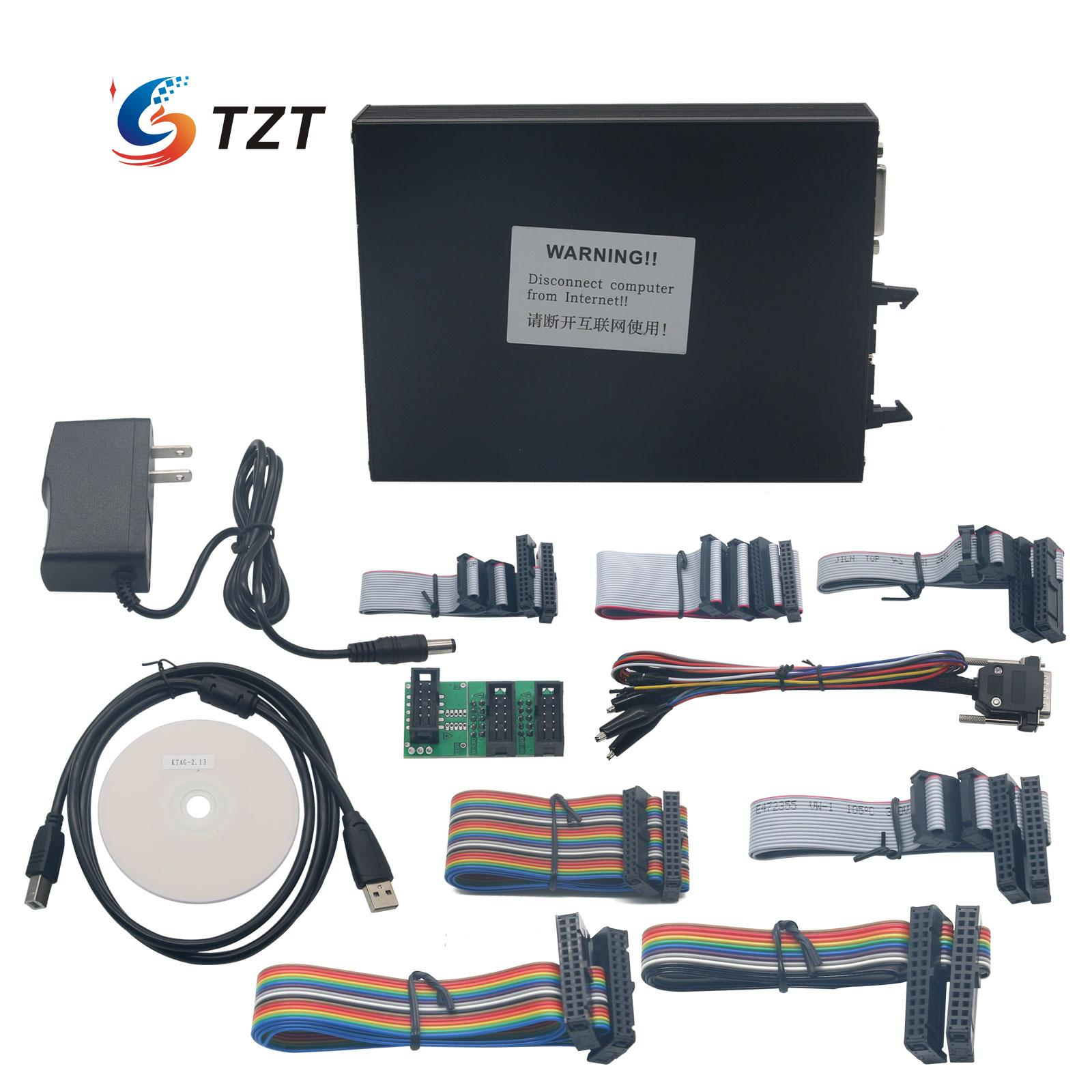 KTAG V2.13 Master Version KTAG K-TAG V6.070 ECU Programming Tool Chip Tuning new version v2 13 ktag k tag firmware v6 070 ecu programming tool with unlimited token scanner for car diagnosis