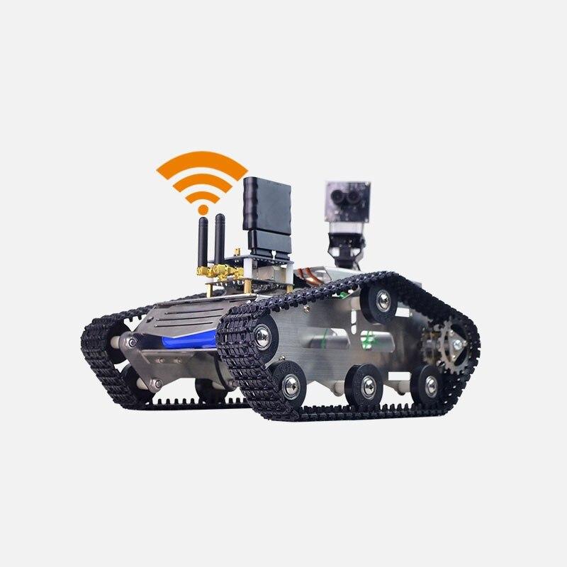 com camera ccd 3d vr tanque de video robo 04