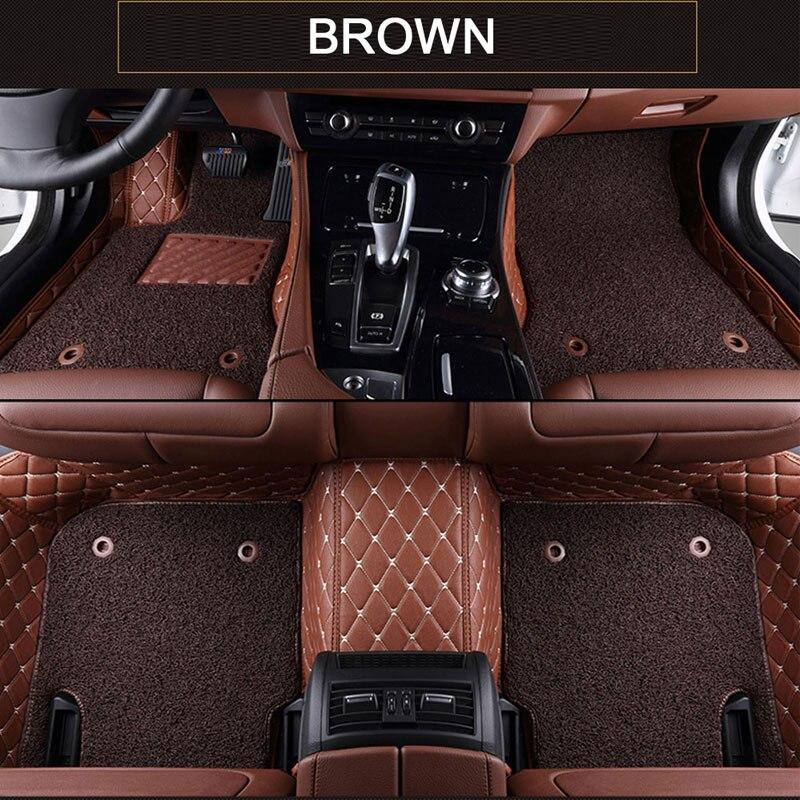 Tapetes para Mercedes Benz Viano A B C E G S R V W204 W205 E W211 - Accesorios de interior de coche - foto 6