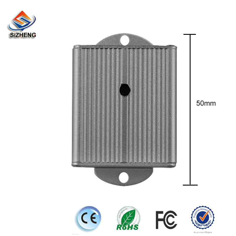 SIZHENG SIZ 130 Anti riot voice pickup 52dB audio monitoring security accessory for CCTV cameras in CCTV Microphone from Security Protection