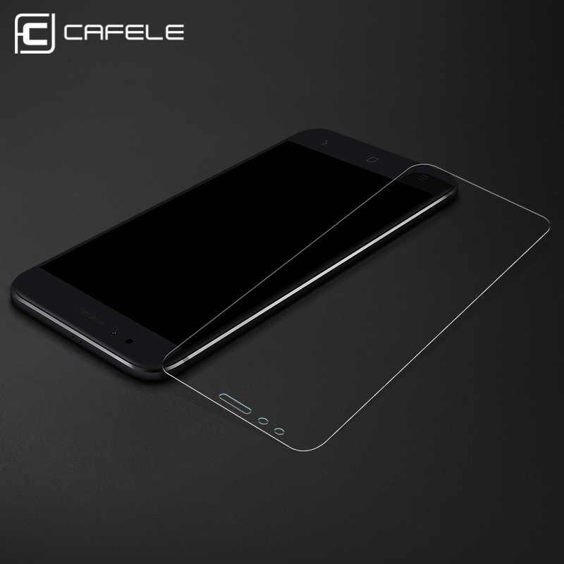 Protectores de pantalla móvil Cafele para Xiaomi mi A1 protector de pantalla de vidrio templado para Xiaomi mi 5X 9H dureza libre de burbujas