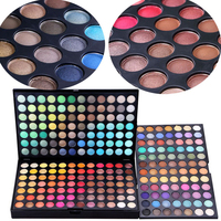 Professional 252 Colors Brand Makeup Lots Glitter Matte Eyeshadowr Waterproof Bronzer Naked Palette Eye Shadow Nude