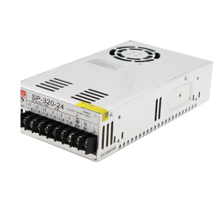 SP-320W-24V 13.3A Switching Mode Power Supply AC220V Change DC Direct Monitor Medical Care Electric Machinery switching mode power supply s 250w 24v 10 4a foot power electric machinery fan monitor ac change dc package postal
