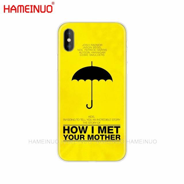 Us 1 41 40 Di Sconto Hameinuo How I Met Your Mother Himym Citazioni Cell Phone Case Cover Per Iphone X 8 7 6 4 4 S 5 5 S Se 5c 6 S Plus In Cover Da