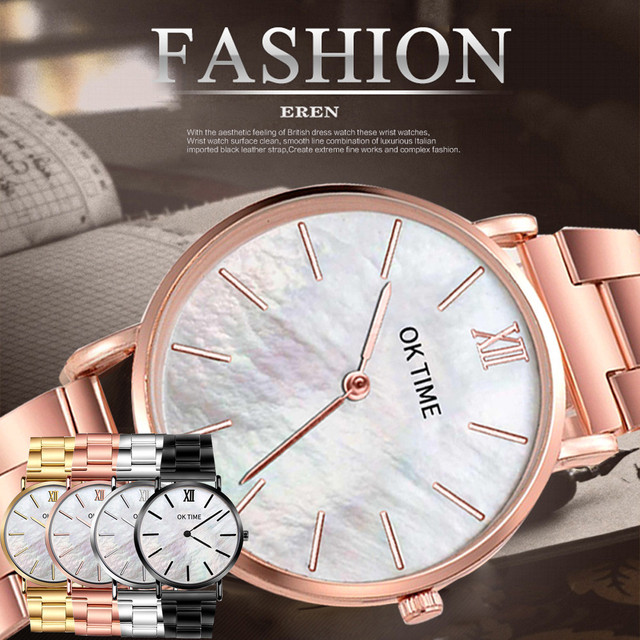 Betreasure Ultra Thin Men's Women Watches Waterproof in life Luxury Alloy Casual