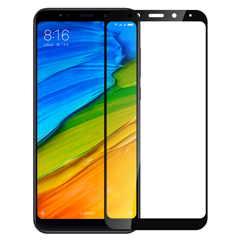Image 3 - Mofi for xiaomi a2 lite glass redmi note 6 pro glass for xiaomi redmi note 7 glass protect mi 8 lite redmi 5 plus tempered glass-in Phone Screen Protectors from Cellphones & Telecommunications on