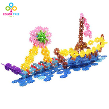 Kids DIY Table Game Medium Size Snowflake Toys Colorful Kindergarten Learning & Education Toys Gifts For Children