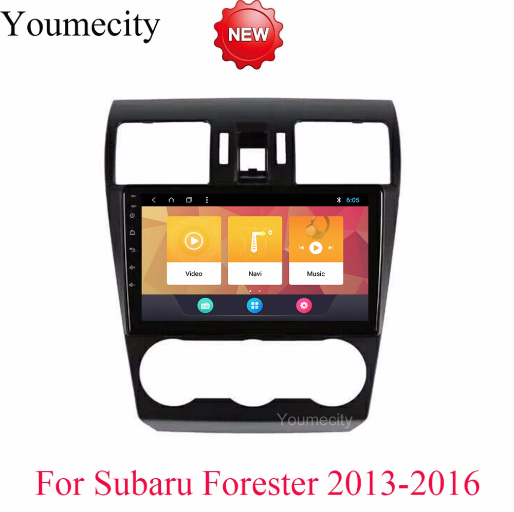 hight resolution of android 8 1 car dvd for subaru forester 2013 2014 2015 2016 gps radio video multimedia player capacitive ips screen 32g rom in car multimedia player from