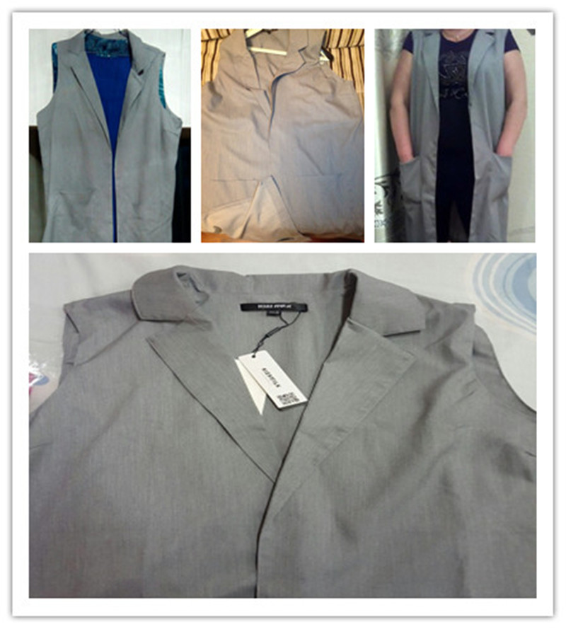women vest