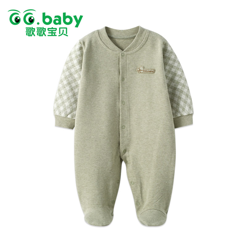 0-9 Months Newborn Jumpsuit Long Sleeve Cotton Romper Clothes Baby Jumpsuit For Babies Unisex Animal Infant Boy Girl Clothing baby clothing summer infant newborn baby romper short sleeve girl boys jumpsuit new born baby clothes