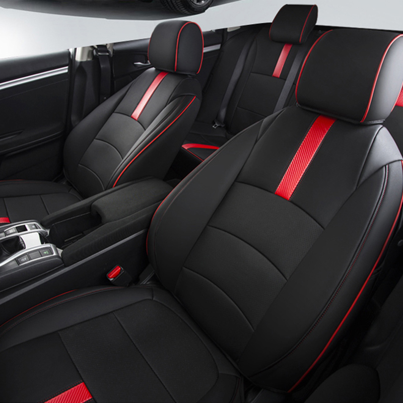 Car Believe car leather seat cover For mercedes w204 w211 w210 w124 w212 w202 w245 w163 cla gls accessories covers for car in Automobiles Seat Covers from Automobiles Motorcycles