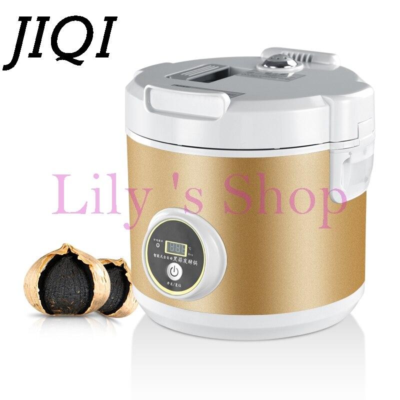 JIQI Black garlic fermenter electrical black garlic ferment machine household DIY automatic zymolysis zymosis pot maker 5L EU US