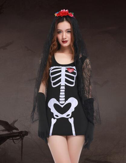 Buy Female Skeleton Costume And Get Free Shipping On Aliexpress