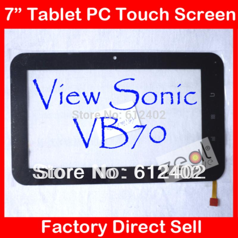HGJ784-U3,View sonic VB70 countries XinTong p6000 capacitance screen 7 inches of handwritten touch screen
