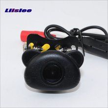 Liislee Car Rear View Parking Camera / Universal External Reversing Back Up NTST PAL Need to Punch HD Night Vision