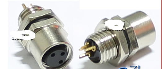 online get cheap m8 connector aliexpress com alibaba group 1pair m8 3pin locking connectors aviation plug socket male female wire panel connector adapters adaptor