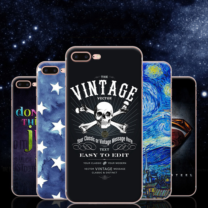 For IPhone 7 8 Plus case,Purecolor Cute Cartoon HD painted Hard PC shell back cover case for iphone7plus/iphone8plus