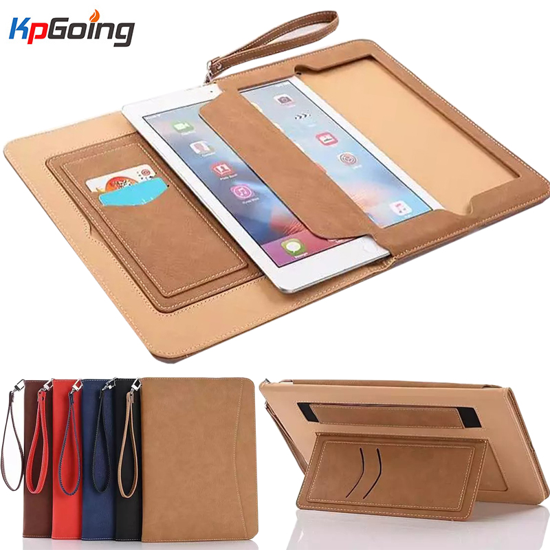 Para IPad Mini Caso 2019 Couro 5 PU Completa Shell Protective Smart Cover para o IPad Mini Caso 4 com a Mão titular Do Vintage Retro Coque