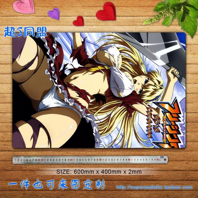 freezing anime characters satellizer el bridget 15 large desk