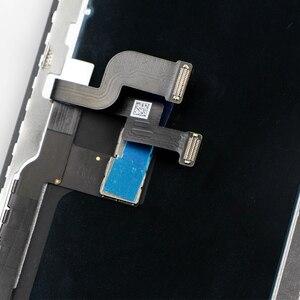 Image 4 - Per iphone x lcd XS XR XSMax OLED Completo Con 3D Touch Digitizer Assembly di Ricambio per iphone xs lcd 1 pc LCD di Alta Qualità