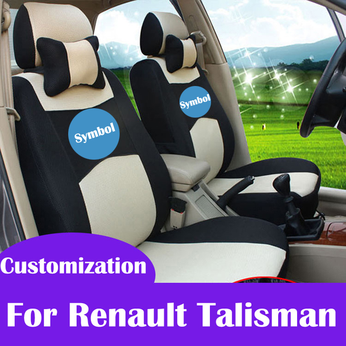 seat cover protector for renault talisman 2013 2014 duster. Black Bedroom Furniture Sets. Home Design Ideas