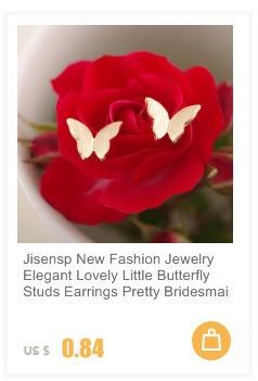 Jisensp, Летний стиль, панк, модные, простые, Т-образные серьги, куртка для женщин, свадебные подарки, Букле д 'Орель, femme ED140
