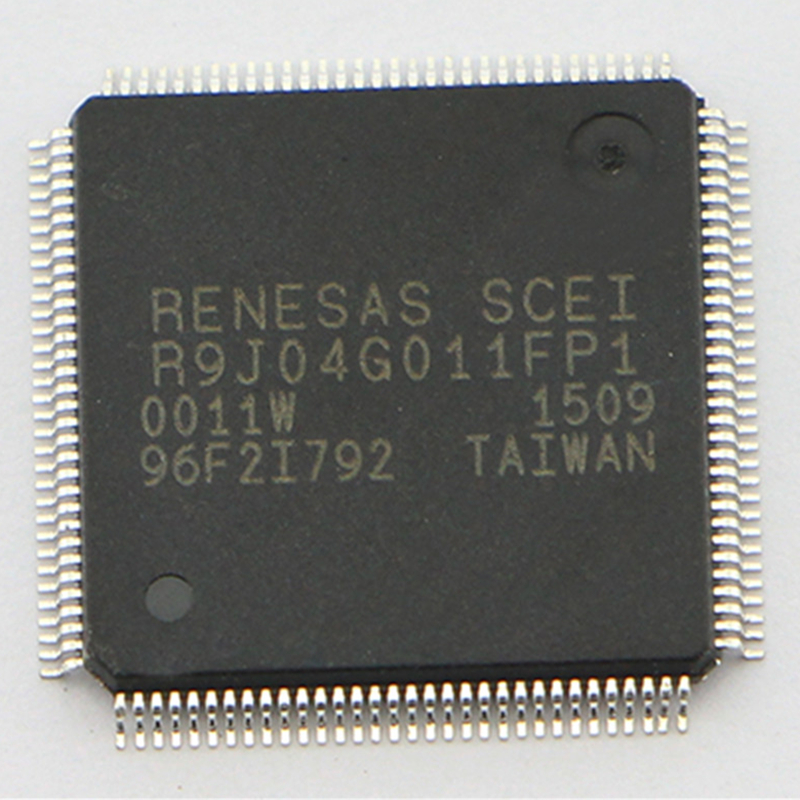 5pc/lot Renesas SCEI R9J04G011FP1 IC Chip for PS4 CUH-1200 Slim and Pro (Used)