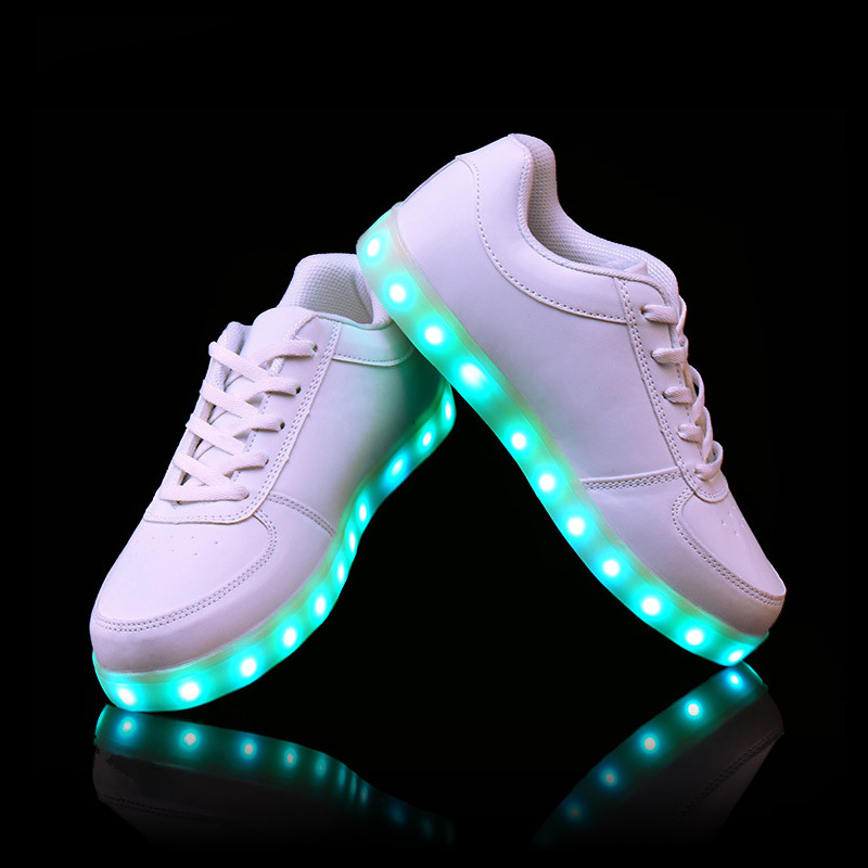 Light Up Shoes Kids Size