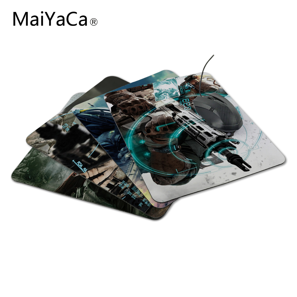 MaiYaCa Selling Customized Atpeek Search Engine Game Mouse Pad Gaming Rectangle Mousemat for PC Computer Laptop Notbook Gaming image