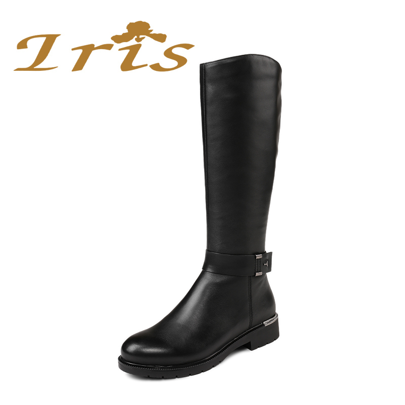 compare prices on black flat knee high boots