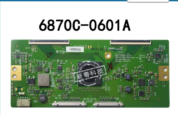 все цены на  6870C-0601A t-con logic board for NO CABLE  онлайн