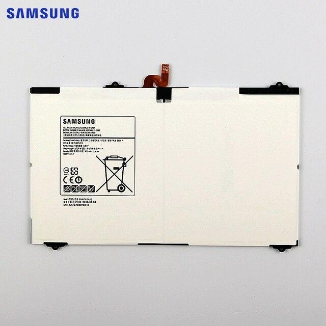 SAMSUNG Original Replacement Battery EB-BT810ABE For Samsung GALAXY Tab S2 9.7 T815C SM-T815 T815 SM-T810 SM-T817A Tablet 5870mA