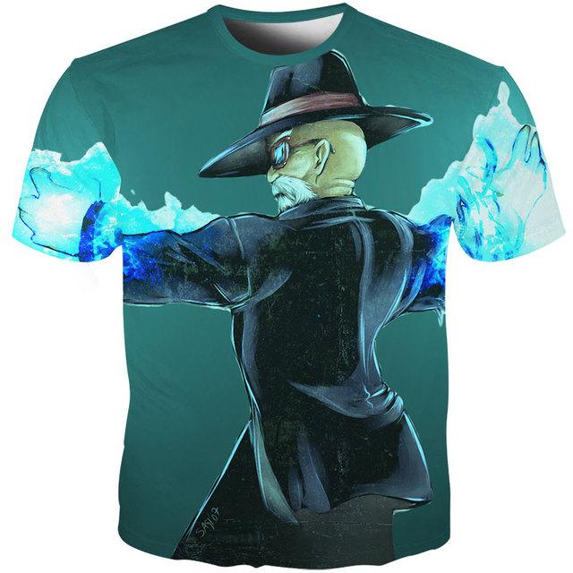 Dragon Ball Super Full 3D T-Shirt – p17