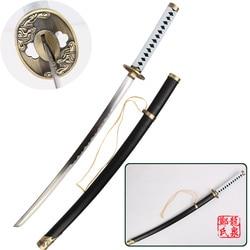 Бесплатная доставка, Ямато-меч, настоящее стальное лезвие, японский катана, декоративные мечи Для дьявола-май-Крик-вергил, косплей реквизит