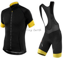 MAV 2015 3 styles short sleeve cycling jersey bib shorts set pro bicycle wear clothes jersey