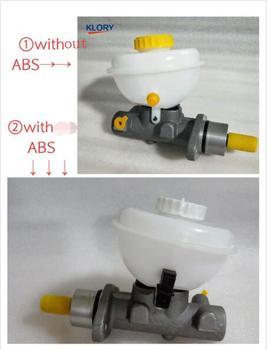 HG004-3505010/HG003-3505010 cylinder hamulca głównego dla ZX Auto Grandtiger (odróżnić z lub bez ABS)